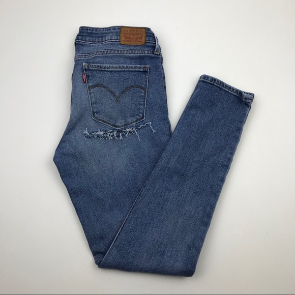 Levi's Denim - LEVI'S Ass Rip Jeans Skinny Jeans Size 29 Re/Done